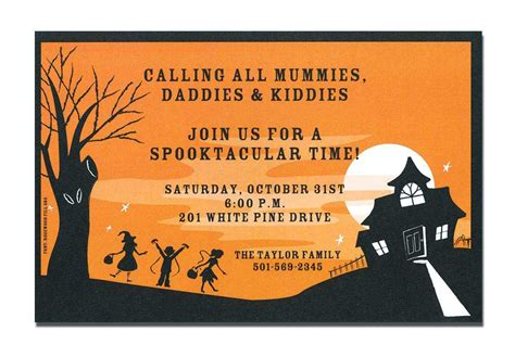 templates for halloween party invitations halloween invitations templates festival collections