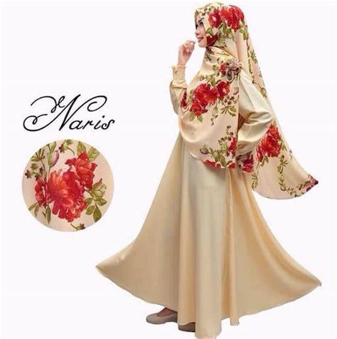 Gamis Syari Karinda Adem Busui Friendly 100 model baju gamis syar i muslimah terbaru 2018 rejeki