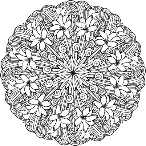 mandala coloring pages free 100 best printable mandalas to color free images on