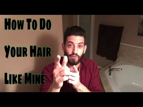 how to do your hair like ragnar from vikings how to do your hair like mine youtube