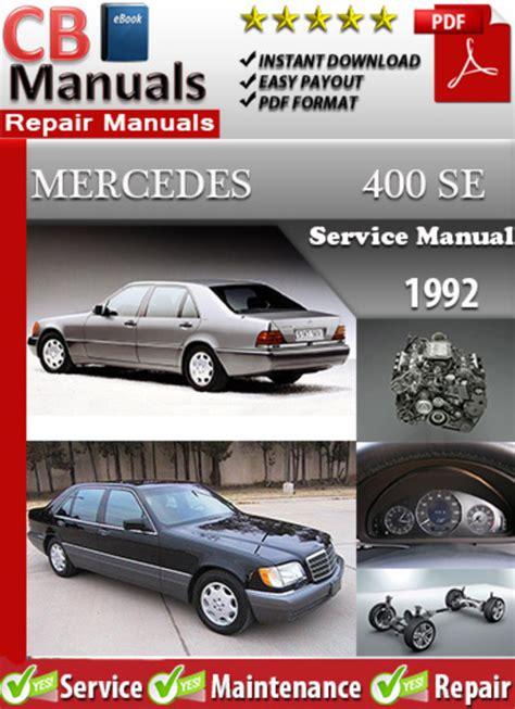 online car repair manuals free 1992 mercedes benz 300d lane departure warning download mercedes workshop manual online emanualonline