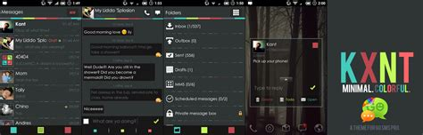 themes for android go sms pro theme go sms pro minimal themes droidforums net