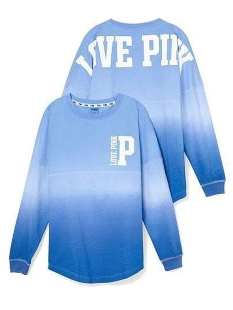 design a varsity crew shirt new victoria secret pink varsity crew sweatshirt tunic