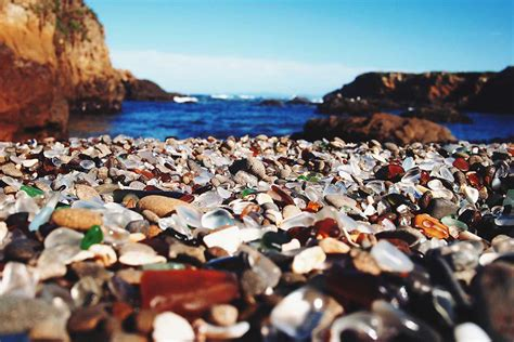 russian glass beach 12 unusual beaches you won t believe exist cond 233 nast