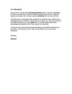 goodbye letter after layoff