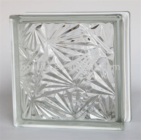 decorative glass bricks wholesale price colored glass brick decorative glass