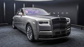 Who Makes Rolls Royce New Rolls Royce Phantom Makes American Grand