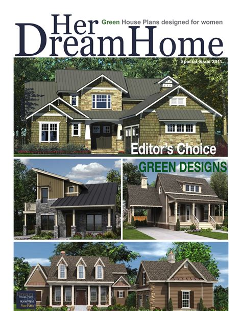 home plan magazines earth day is the time to think about building a