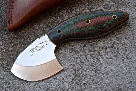 Handmade Skinning Knives - knives daggers cfk usa ipak custom handmade d2 tool