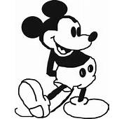 38 Black And White Mickey Mouse Cartoons  Free Cliparts That You Can