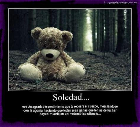 imagenes y palabras de soledad emotivas im 225 genes de tristeza y soledad para descargar