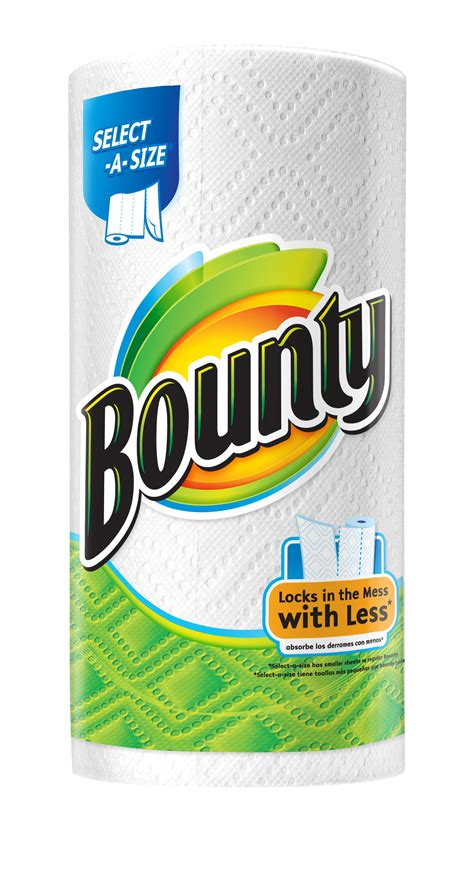 Who Makes Bounty Paper Towels - bounty paper towels jennal supply