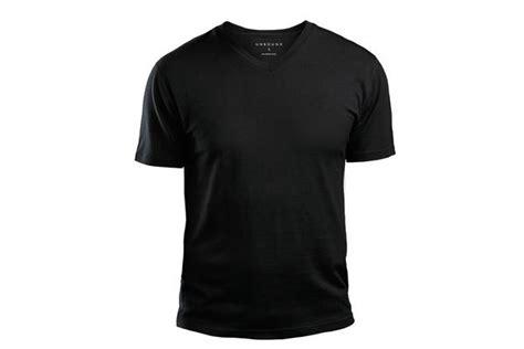 Black White V Neck Shirt merino wool t shirt mens black v neck unbound merino