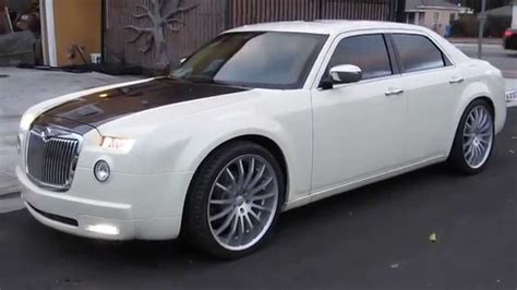 chrysler 300 vs phantom chrysler 300 kit phantom