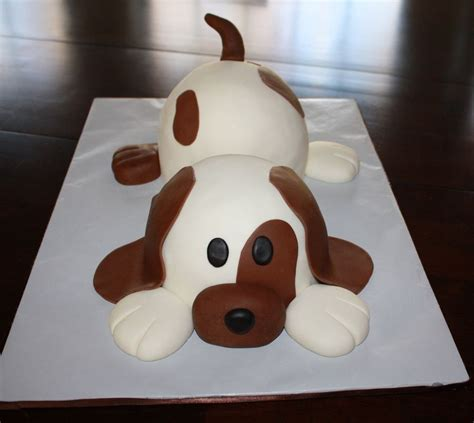 puppy cake this cake was totally inspired by another wonderful puppy cake i saw here on cc by