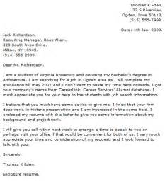 Cover Letter Examples For Students In University