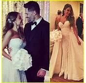Sofia Vergara &amp Joe Manganiello's Wedding Photos – See Here