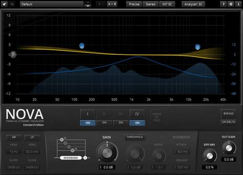 high pass filter vst free free parallel dynamic eq plugin by tdr producerspot