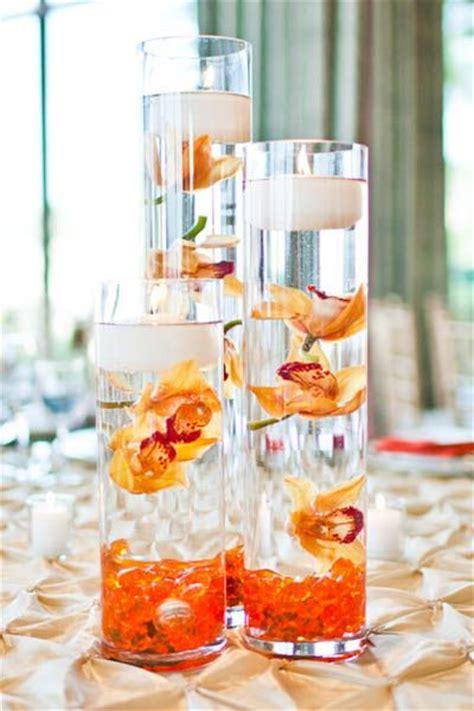 orange and silver wedding decor 17 best ideas about orange wedding decor on