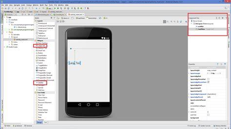 android studio set layout margin android studio android seekbar exle
