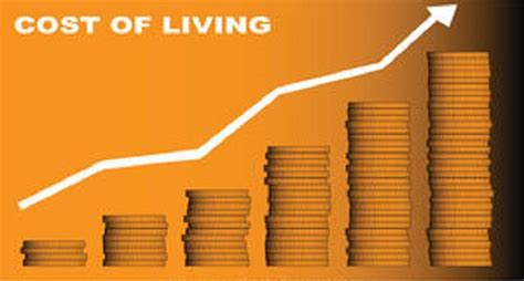 Business School Mba Cost Of Living by Cost Of Living Up 0 2 Percent The Chronicle