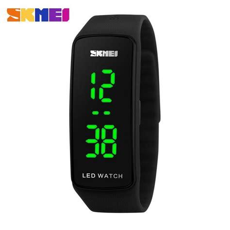 Skmei Sport Rubber Led 1119 T0310 1 skmei jam tangan led 1119 black jakartanotebook