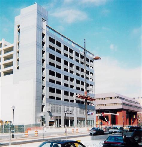 Lockwood Place Garage Baltimore parking garages cleveland cement contractors inc