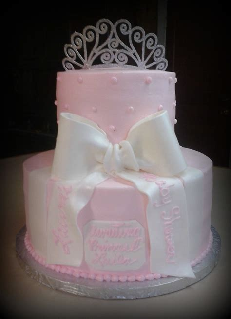 Baby Shower Princess Cakes by Princess Baby Shower Cakecentral
