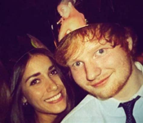 ed sheeran girlfriend ed sheeran s girlfriend wants him to ditch taylor swift