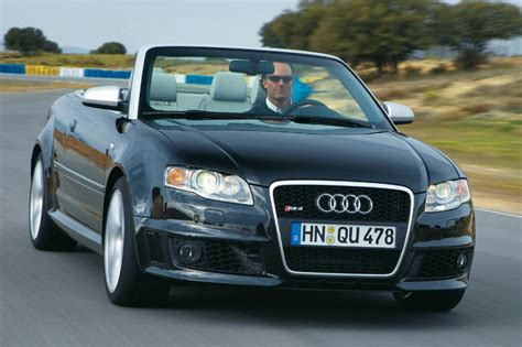 Audi RS4 review price, specs and 0 60 time Evo