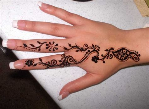 henna tattoo designs for hands star small henna designs forearm search