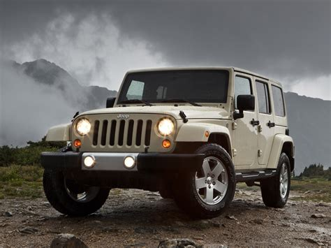 Jeep Wrangler Or Wrangler Unlimited Jeep Wrangler Unlimited 2010 Jeep Wrangler