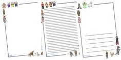 pin fairy tale writing paper printable on pinterest