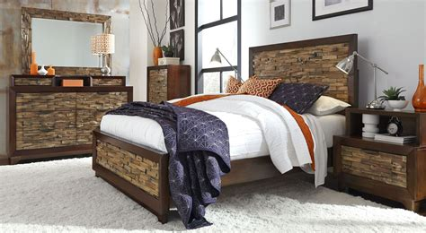 Bali Dark Mahogany Bedroom Set From Progressive Furniture Bali Bedroom Furniture