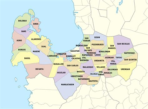 san jose leyte map file ph fil pangasinan png wikimedia commons
