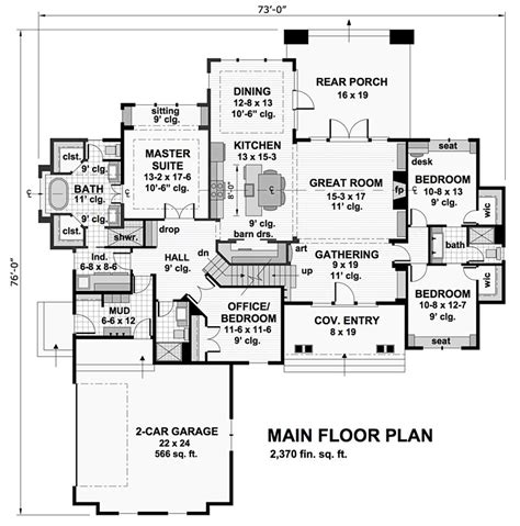 house plan 45416 at familyhomeplans com house plan 75123 at familyhomeplans 28 images house