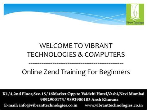 design pattern zf2 online zend training for beginners