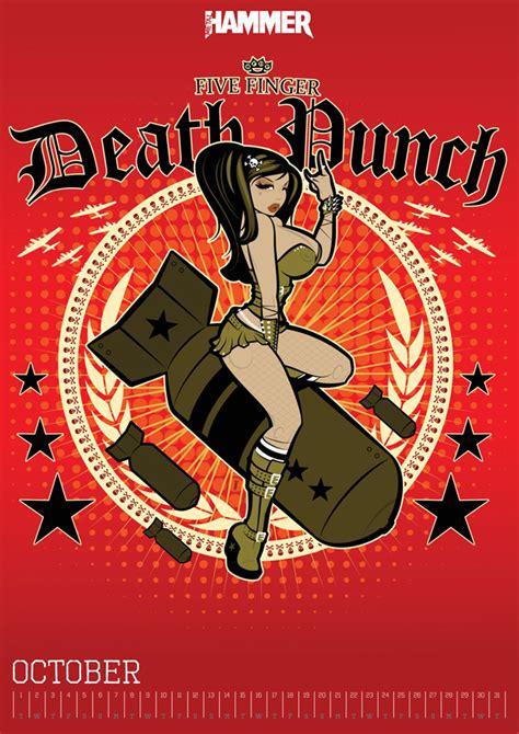 five finger death punch demon inside five finger death punch poster bing images