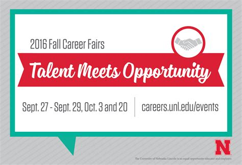 Of Nebraska Mba Career Fair by Business Liberal Arts Career Fair Announce