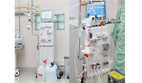 Mesin Cuci Darah Hemodialisa layanan cuci darah hadir di rsnd universitas diponegoro