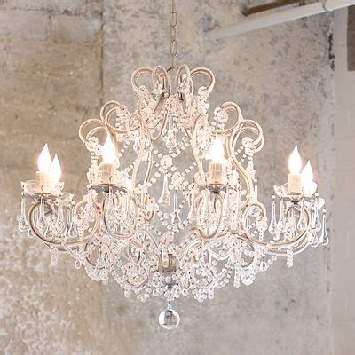 make shabby chic chandelier 43 best shabby chic chandeliers images on shabby chic chandelier