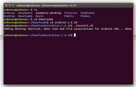 tutorial arduino linux tutoriais arduino 4 instalando a ide no linux hardware