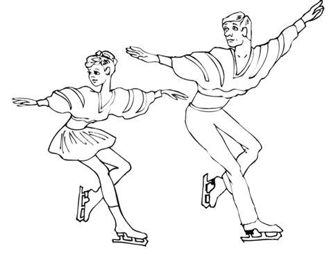 Figure Skating Coloring Pages Az Coloring Pages Skating Coloring Pages