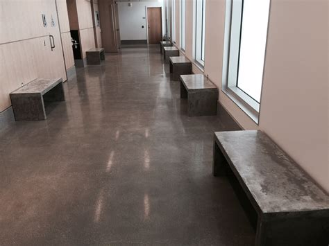banning bench concrete benches for banning justice center in california