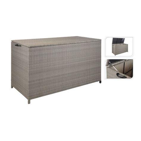 canapé coffre de rangement coffre de rangement resine 160x75x96cm 37168 jpg