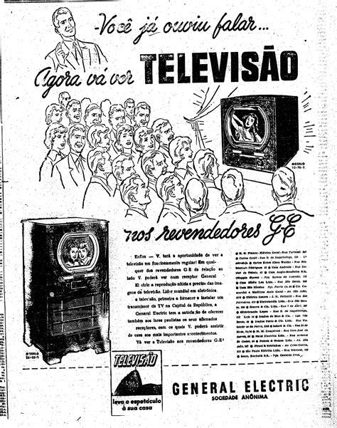 Pin de Reclames do Estadão em Televisão   Anúncios antigos