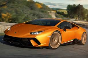 Lamborghini Performante Lamborghini Huracan Performante Revealed Delivers 640 Hp