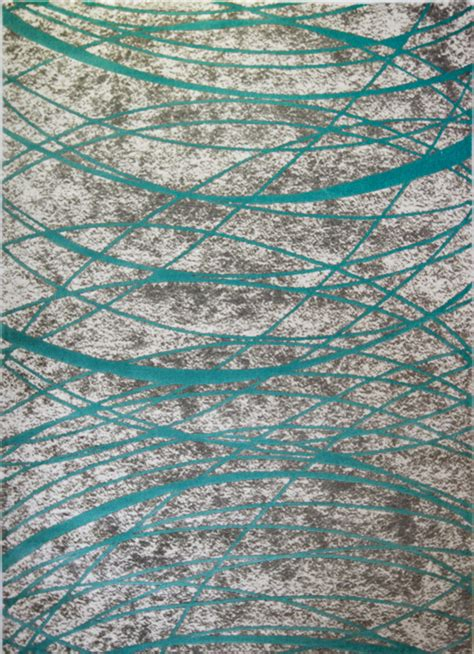 and teal rug rugs ivory blue teal abstract area rug modern lines swirls floor d 233 cor carpet ebay
