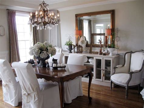 dining room decorating ideas on a budget flea market chic shop estate sales thrift stores