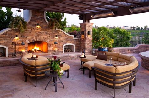 Patio Exterior Design 22 Home Patio Designs For Summer